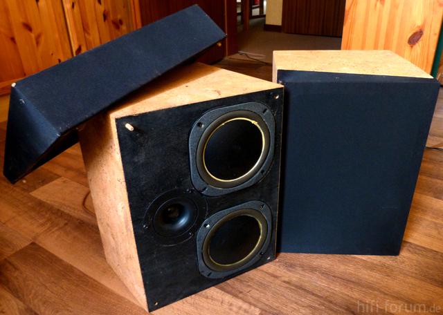 Lautsprecher Vorne
