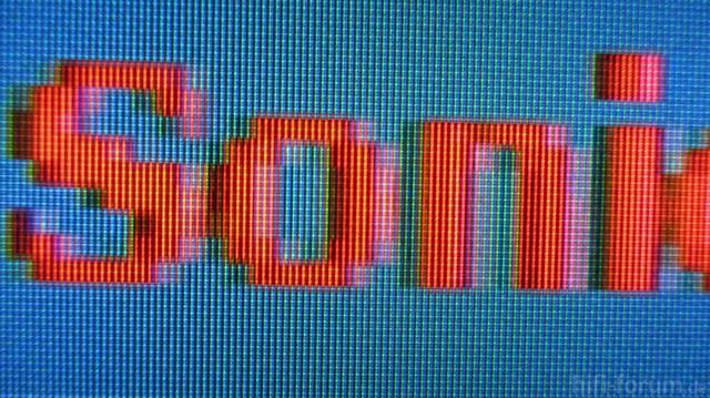 Panasonic 46gt30  Große Schrift Zoom