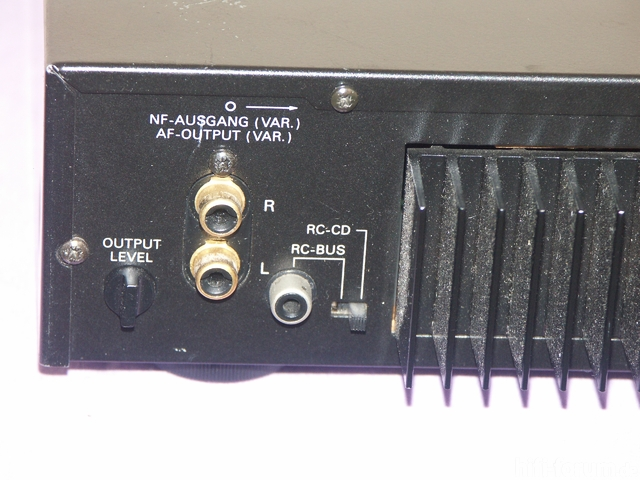 Grundig Cd 8400 Hinten