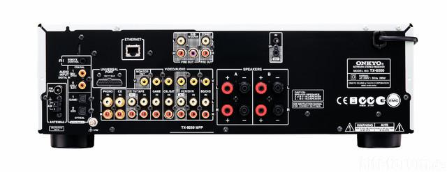Onkyo TX 8050 Hinten