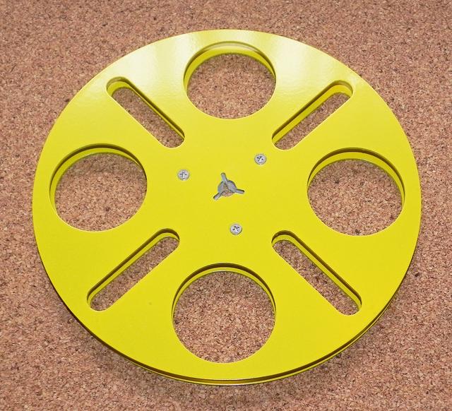 18cm Spule Kreis Mit Langloch