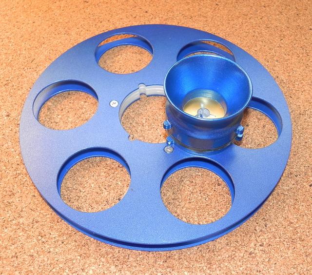 18cm Spule Mit Adapterkelch