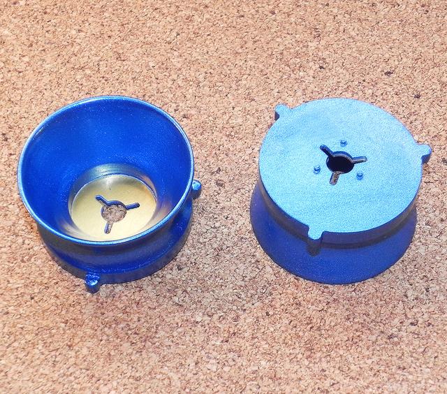 Adapter F?r Normale 18cm Spulen