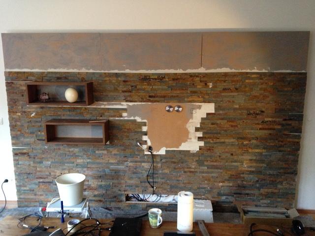 bilder eurer steinw nde kiesbetten racks geh use hifi forum seite 37. Black Bedroom Furniture Sets. Home Design Ideas