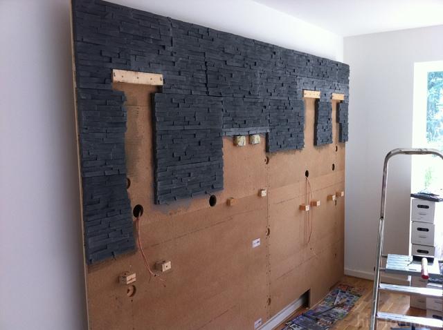 tv wand heimkino surround tv wand hifi bildergalerie. Black Bedroom Furniture Sets. Home Design Ideas