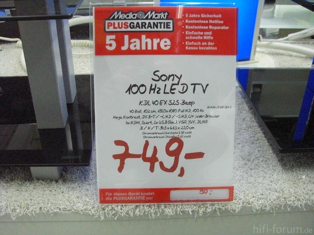 Preisschild Media Markt