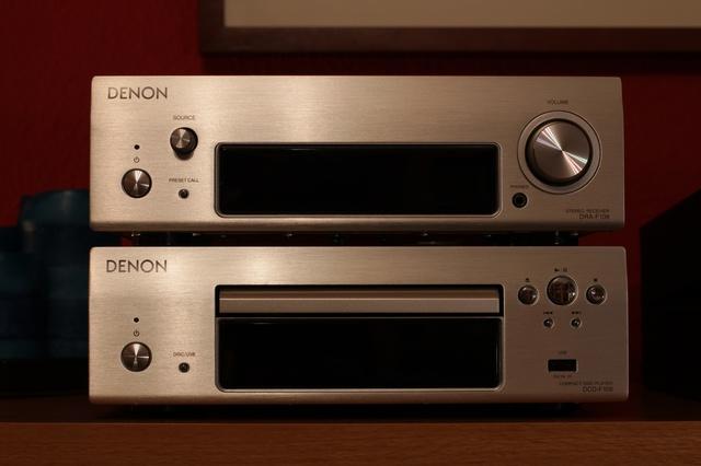 Denon DCD F109