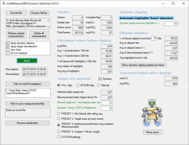 MadmeasureHDR Dynamic Optimizer By Anna&Flo V4.0.0