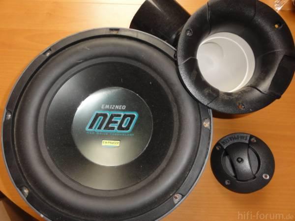 Emphaser Neo (rohr Wird Nicht Verwendet)