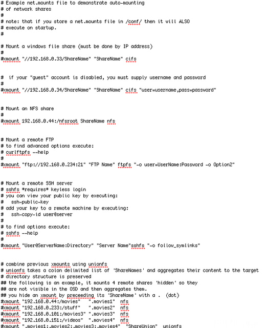 Netmount Datei Als Screenshot.