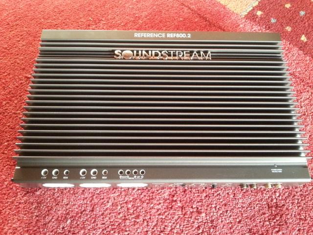 Soundstream REF800.2
