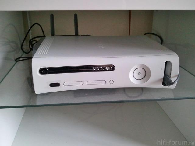 XBOX 360 250 GB Mit WLAN-Adapter