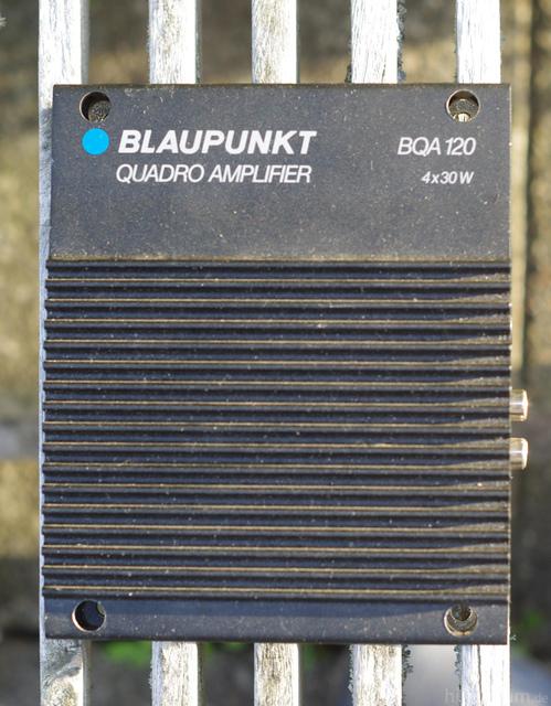 Blaupunkt BQA 120
