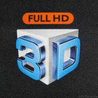 Full HD 3D - Logo
