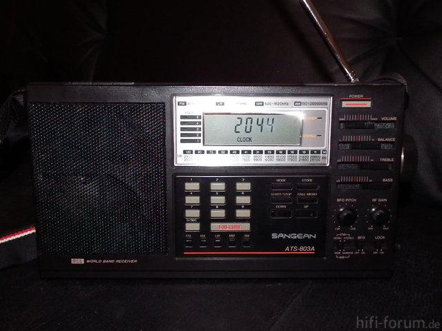 Sangean ATS-803A