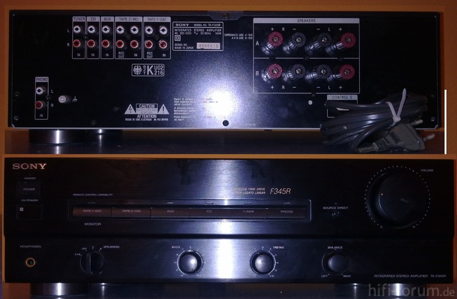Sony Gerät