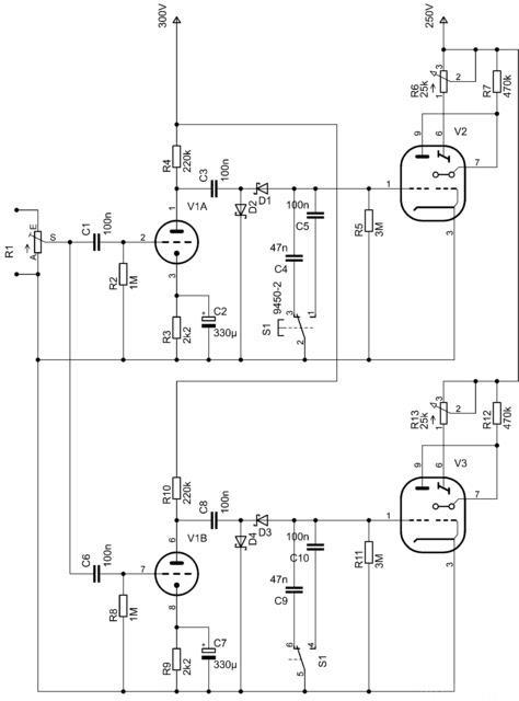 EM84 Aussteuerungsanzeige