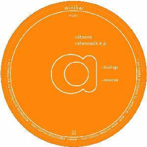 Cabanne - Cabannazik EP