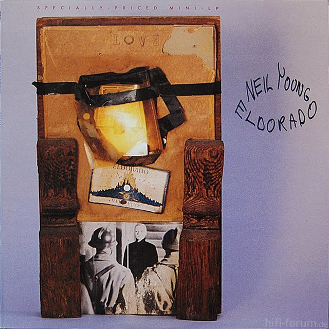 Neil Young & The Restless - Eldorado