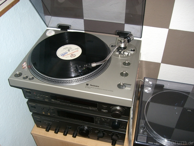 Technics SL-1300/Denon DL-160