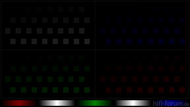 Black Squares RGB