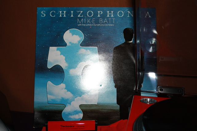 Mike Batt Shizophonia