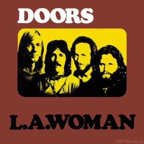 Doors LA Woman 081227999865