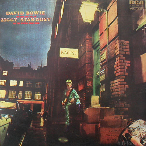 DAvid Bowie; The Raise And Fall Of Ziggy Stardust
