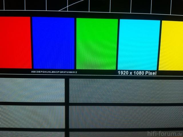 FullHD Bild Auf UE40D6500