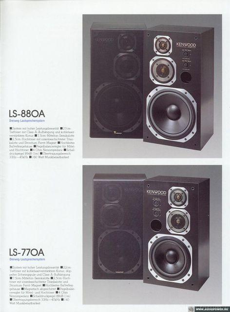 Kenwood LS-880A