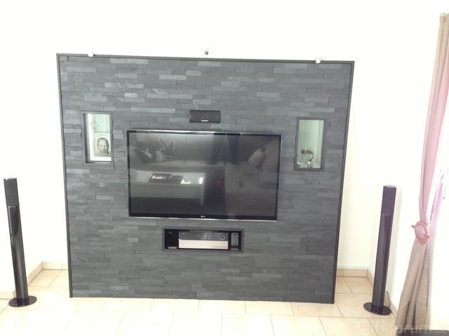 steinwand richtig beleuchten verschiedene ideen f r die raumgestaltung inspiration. Black Bedroom Furniture Sets. Home Design Ideas