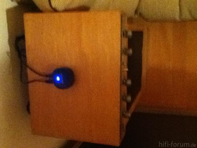 Triton Receifer Mit Belkin Bluetooth Audio Empfänger
