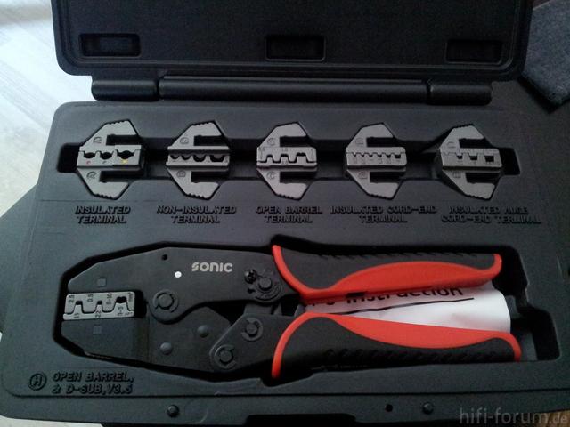 Crimp-Werkzeug