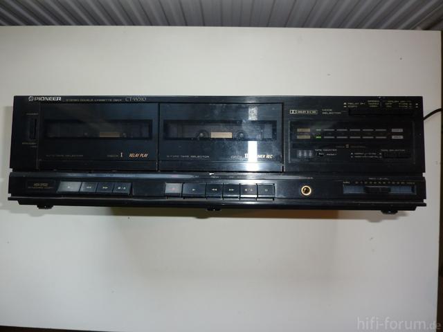 Pioneer CT-W310 Tapedeck