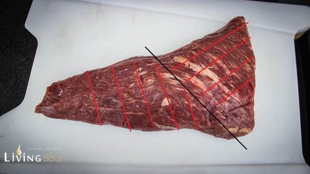 Bürgermeisterstück Tri Tip Steak 2 Von 2