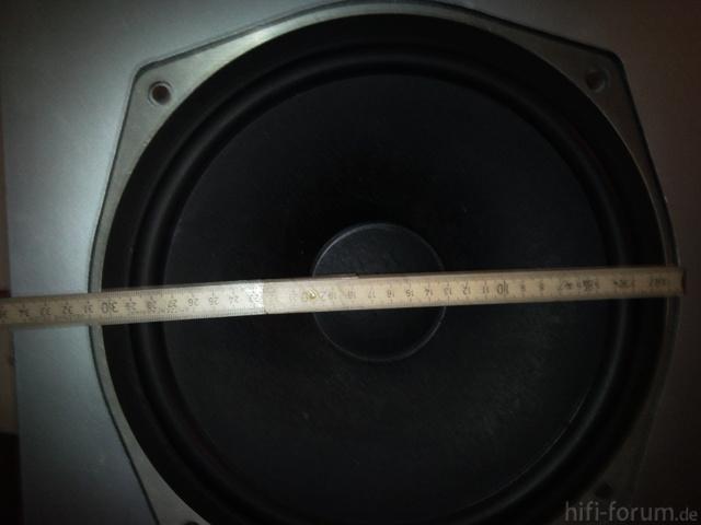 Bass Durchmesser