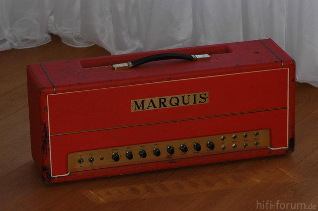 Marquis Röhrenverstärker