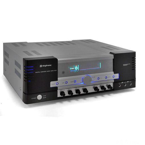 10000780 1 Title Skytronic Karaoke Verstaerker