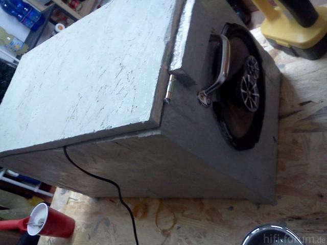 Fertige Box