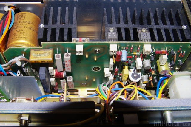 Hauptverstärkerplatine Revox B750 MkII