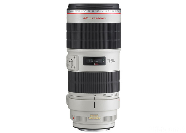 Canon 70-200mm 2.8 L IS II