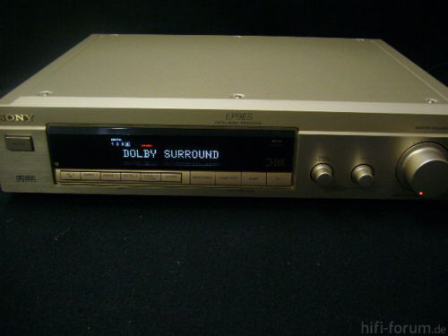 Sony SDP-EP9ES