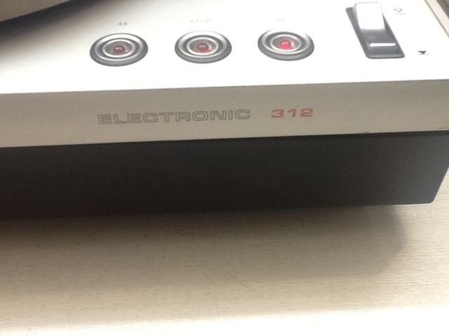 Philips 312 Sensortasten rot