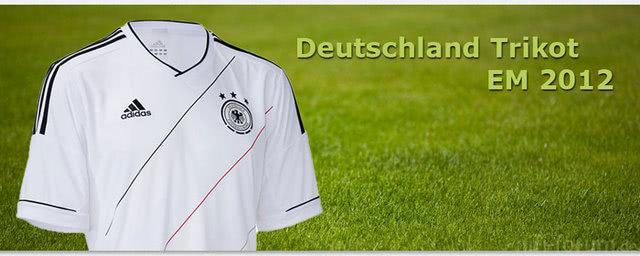 Deutschland Trikot 2012