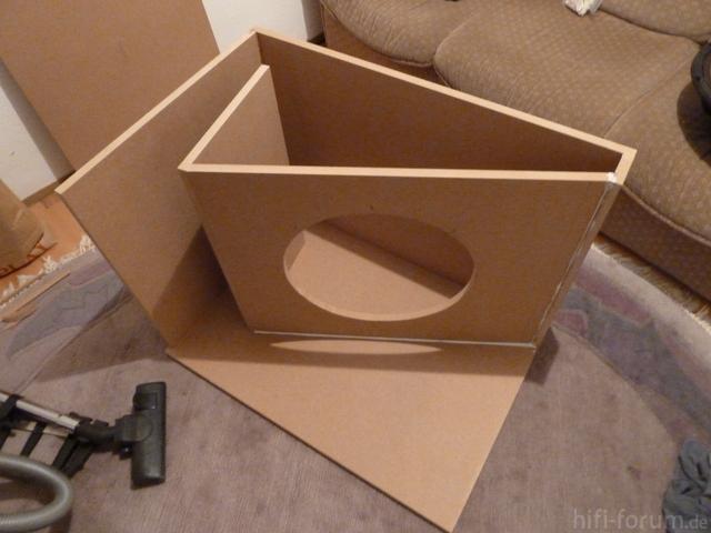 Hybrid - Box Im Bau