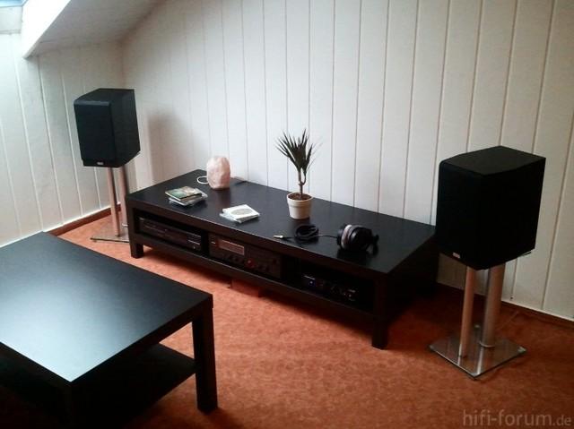 10m² Raum Und Heco Metas 300