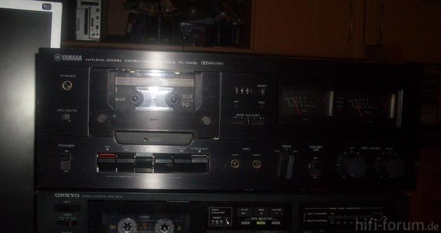 Yamaha Tc 520b