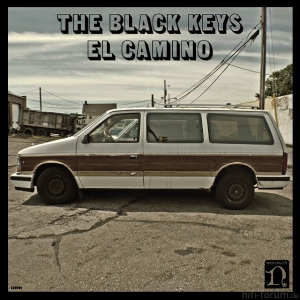 The Black Keys El Camino1