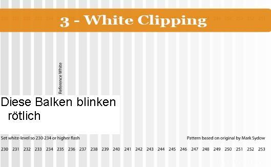 White Clipping