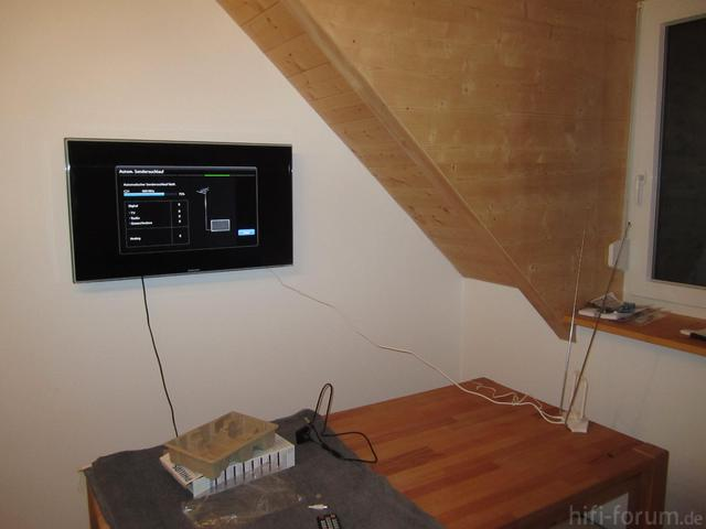 Philips Antenne Scan